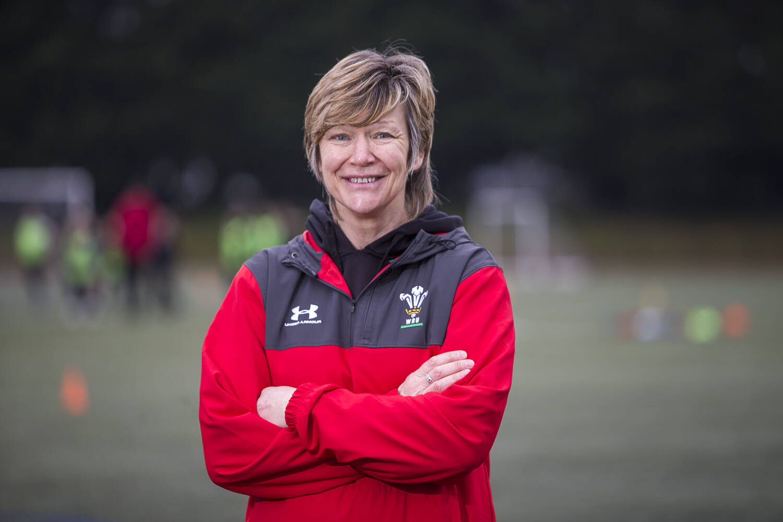 Liza Burgess makes history – again – as new vice-chair