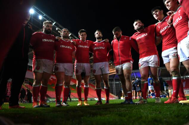 North named in World Rugby Team of the Decade