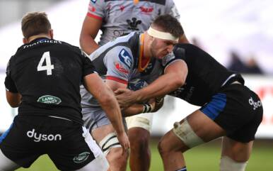 Delaney delighted with Scarlets production line