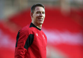 Williams back in contention for Scarlets