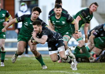 Webb leads Ospreys in Italian revenge job