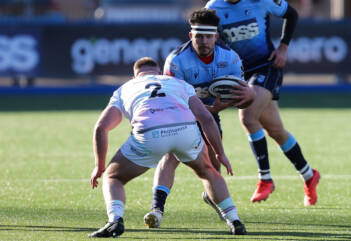 Jenkins scores on return as Cardiff Blues beat Ospreys