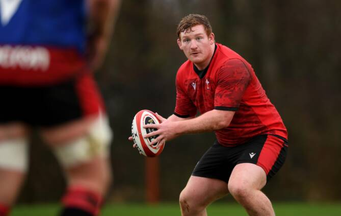 John replaces injured Lewis in Wales squad