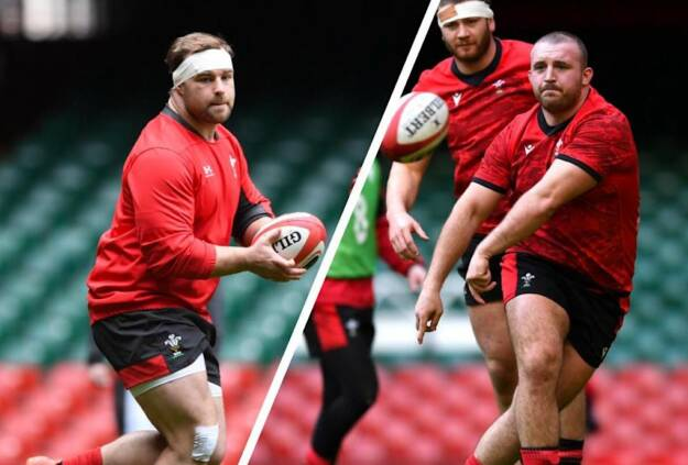 Wales squad update: Released players