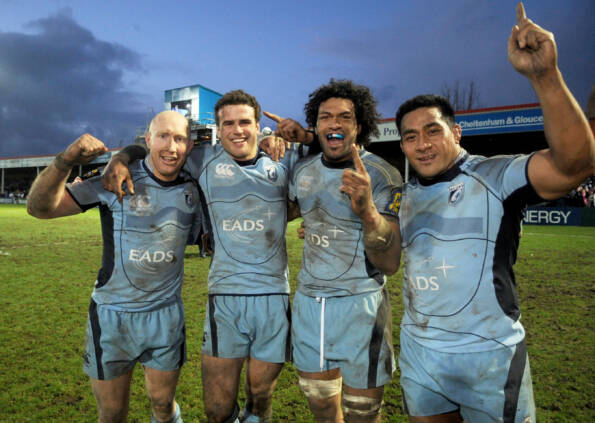 Ex-Wales U20 star turns to smiles and finds his voice