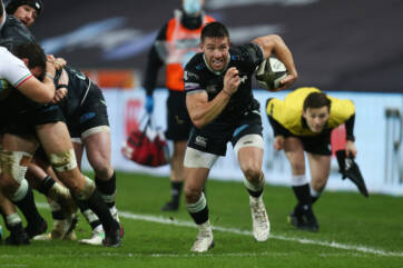 'Captain Fantastic' Webb clinches win for Ospreys