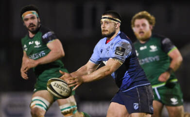 Jenkins makes impressive return but Blues fall short in Galway