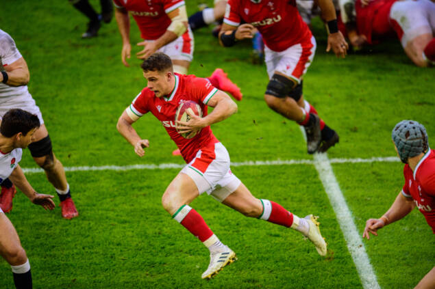 One step at a time for Jones and Wales