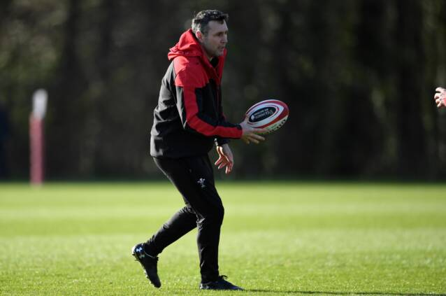 Wales squad update