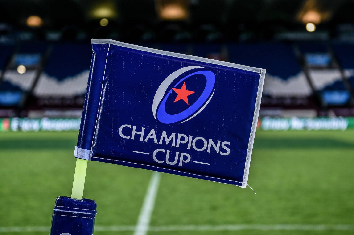 Three Regions heading into Heineken Champions Cup