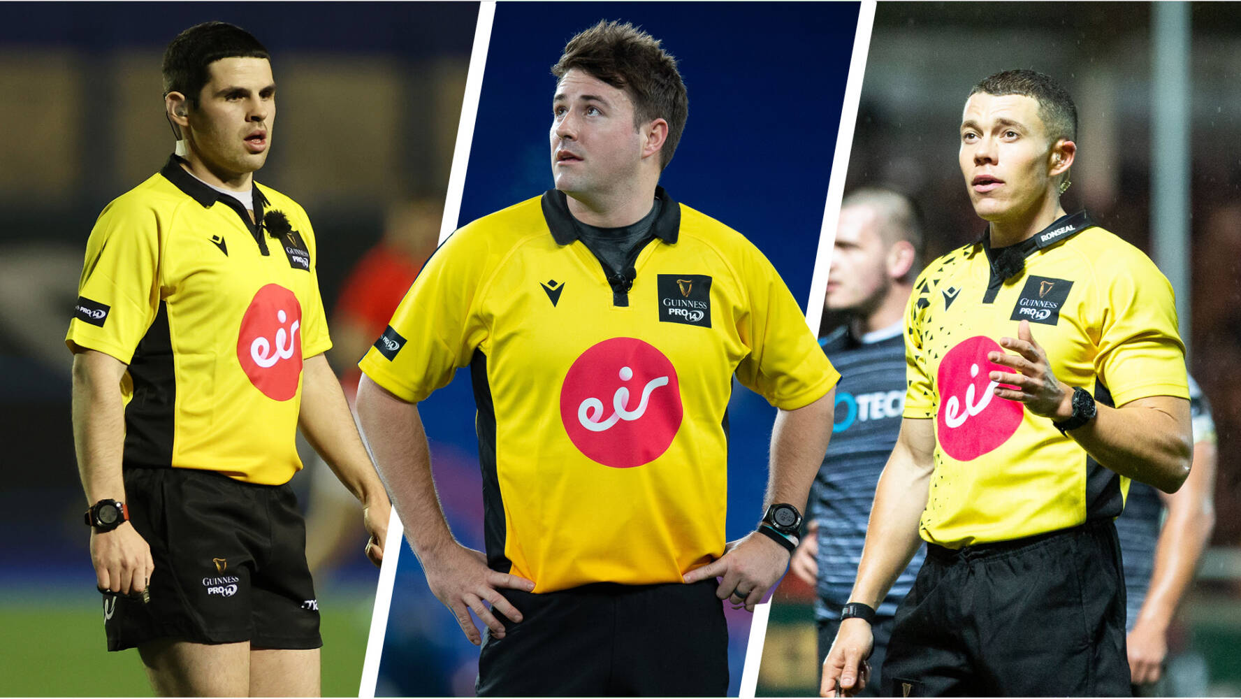 Wales referees