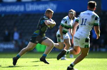 Ospreys knocked out of Europe by Falcons