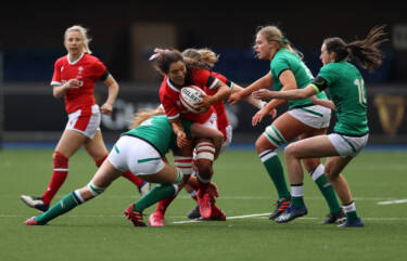 Wales Women beaten by Ireland in Cardiff