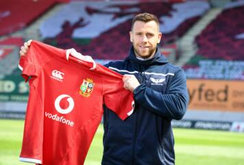 From Newcastle Emlyn to the Lions… Davies reflects