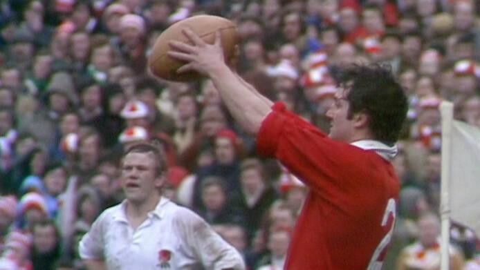 Wales v England 1981