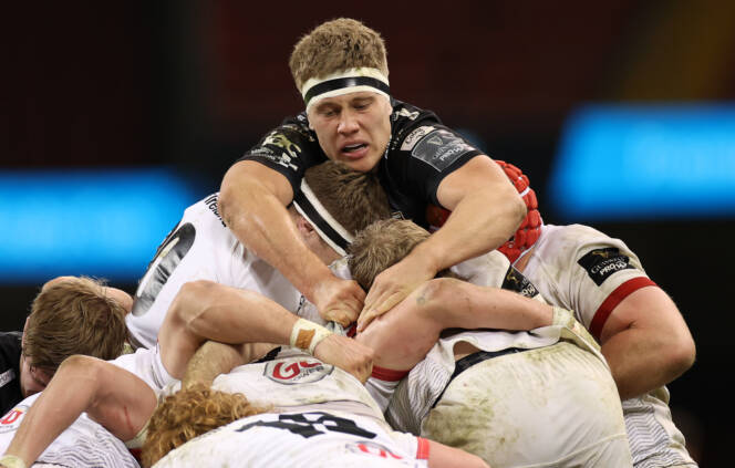 Five uncapped players in Wales' squad for summer series