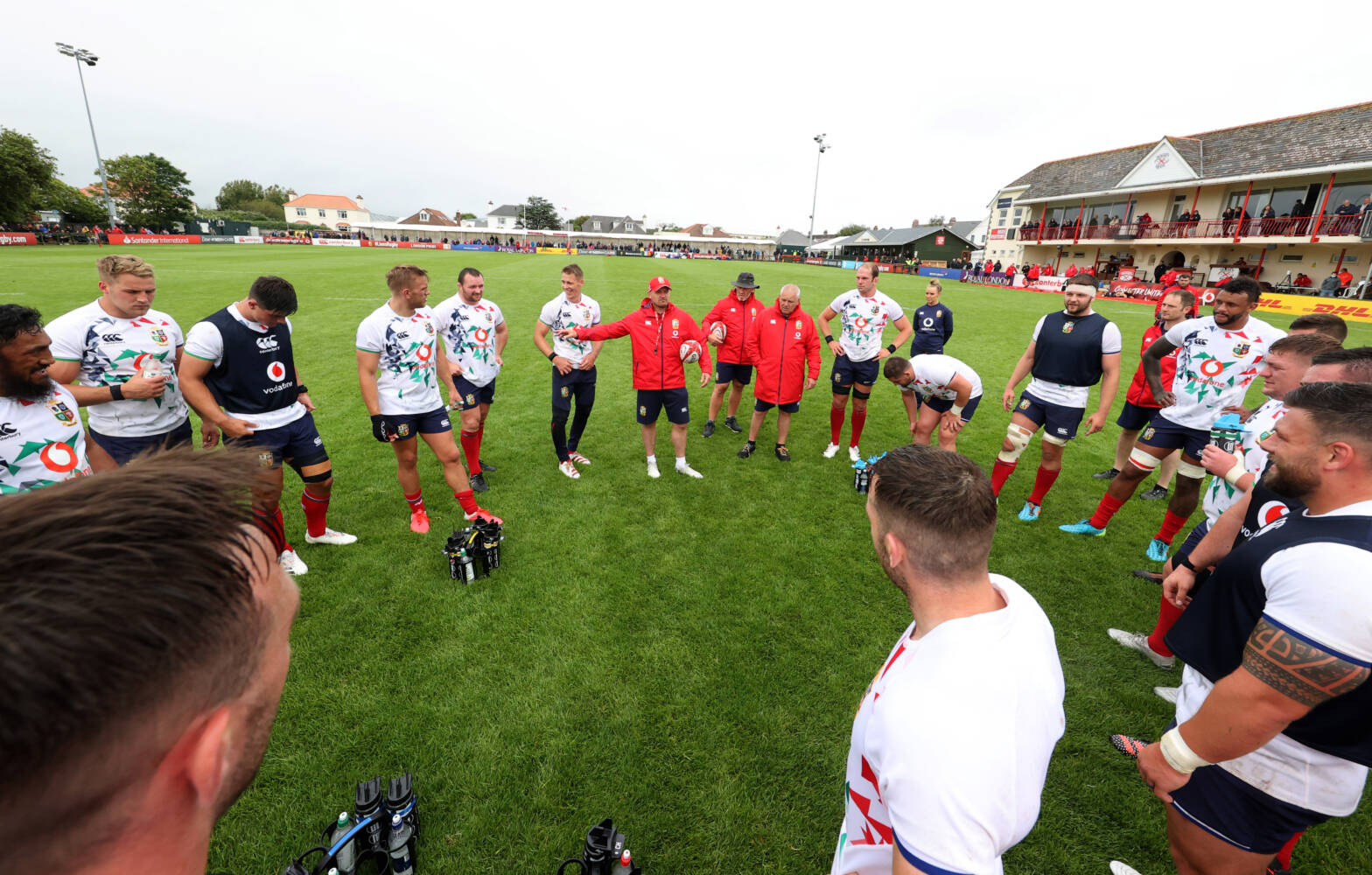 Seven Welshmen in Lions squad to face Japan