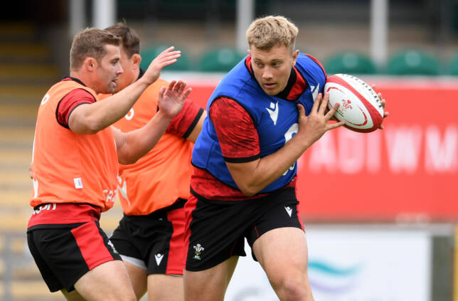 Mann confident Wales U20s can bounce back against France