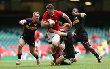 Rowlands set for Dragons debut at old side Wasps