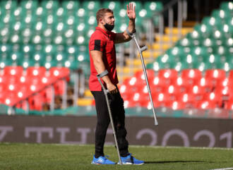 Halfpenny ruled out of summer Tests