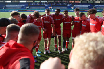 FULL-TIME: Wales U20 3-45 England U20