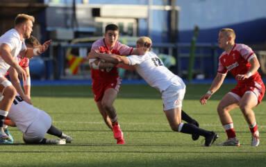 Wales U20s slip to heavy England defeat