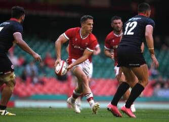 Wales make three changes for Argentina