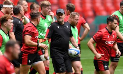 Wales ready for intense meetings with Pumas