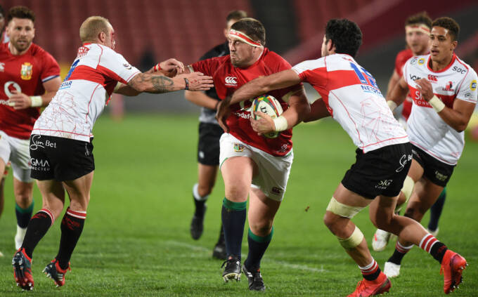 Lions captain Jones reflects on remarkable turnaround