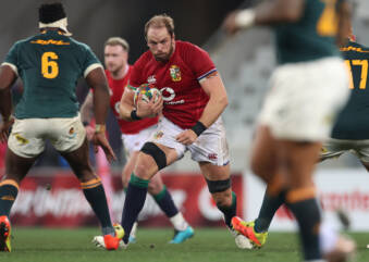 Four Welshmen bid for immortality with Lions