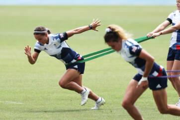 Joyce scores Olympic stunner for Team GB