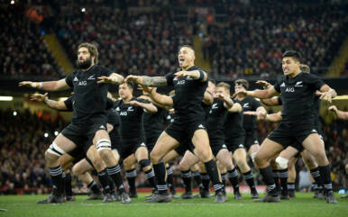 All Blacks told to expect red-hot Cardiff atmosphere