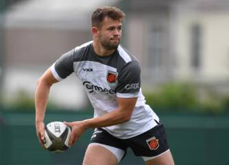 Ioan out to capture Dragons opportunity