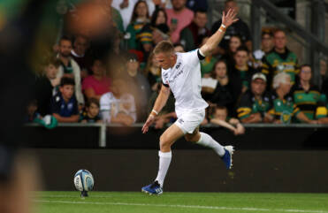 Anscombe's delight at return to action
