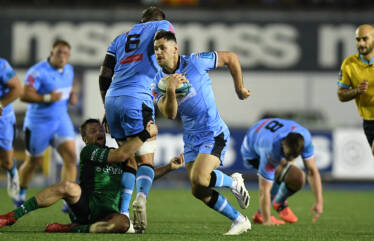 Cardiff put on the style with a five try victory