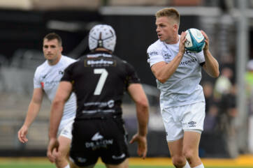 Anscombe praised as Ospreys down Dragons