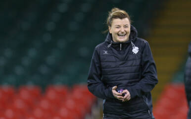 Former Wales Women's star appointed Barbarians coach