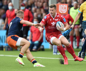 Williams keen to prove doubters wrong after Scarlets return