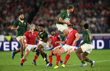 South Africa and New Zealand in thrilling battle… now for Wales!