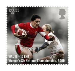 Berry, Williams and Spence honoured by Royal Mail