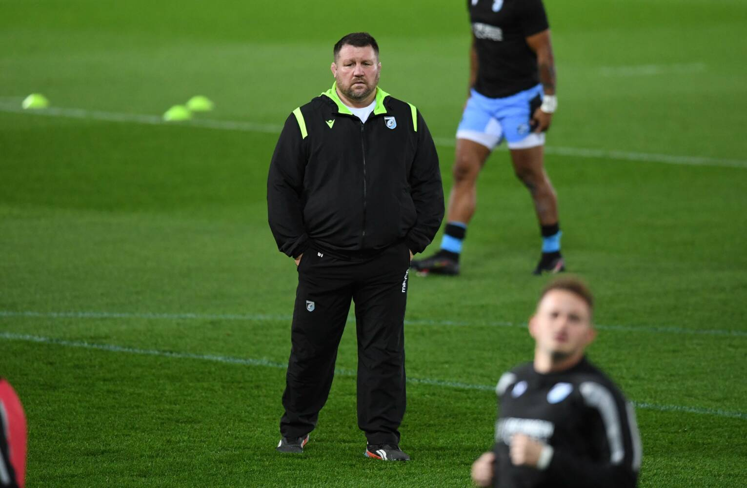 Bulls defeat will stand Cardiff in good stead for Sharks test, says Young