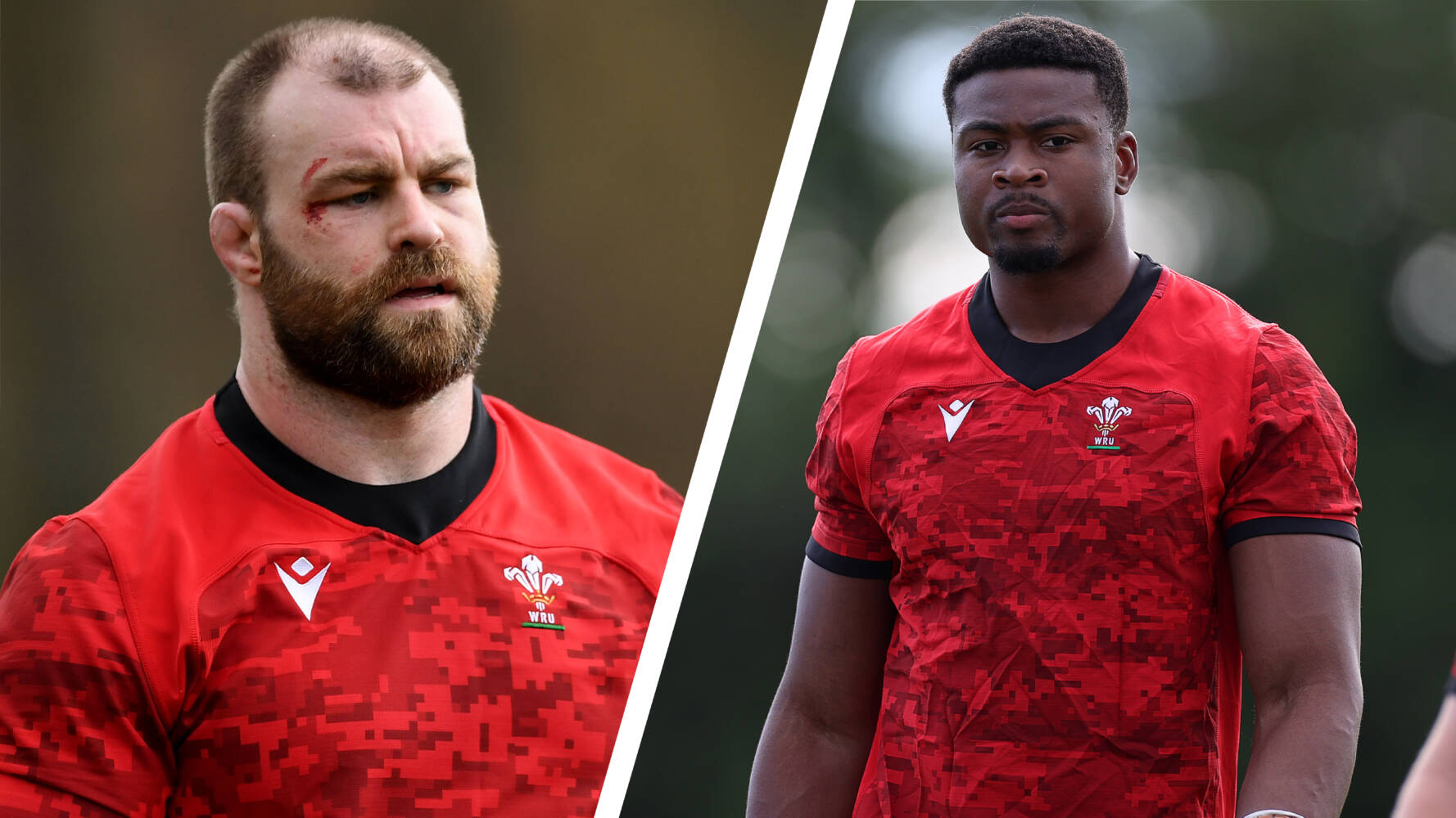 Wales squad announced for Autumn Nations Series 2021