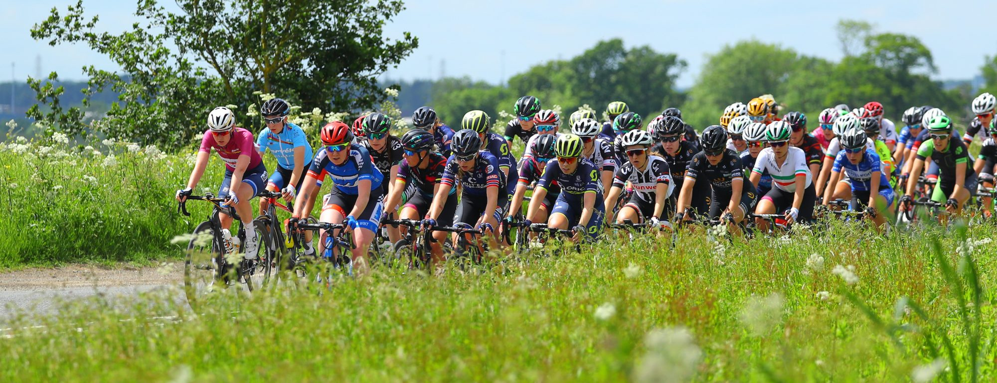 Peloton Stage 1 countryside