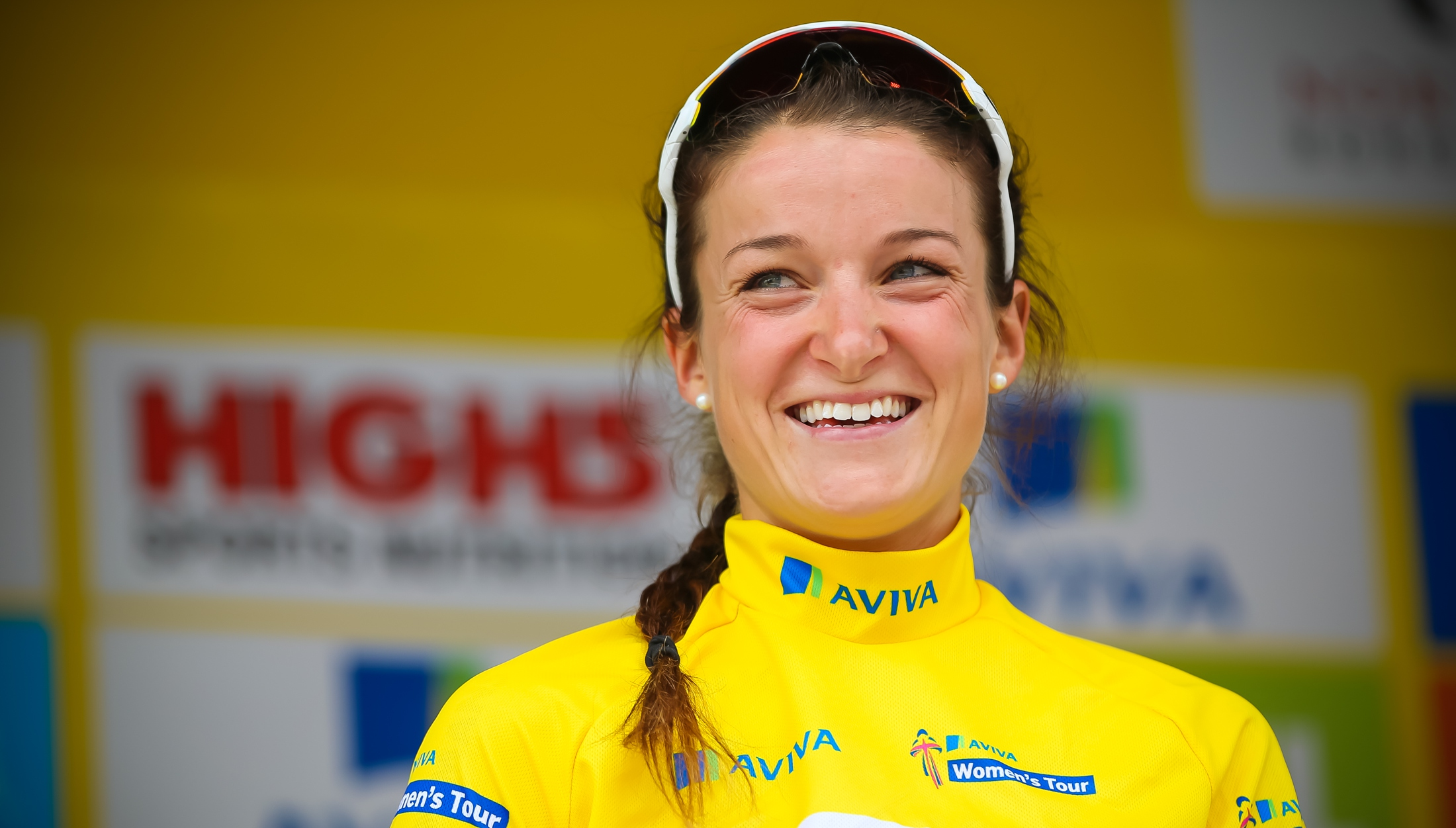 Your chance to WIN with the Aviva Women's Tour