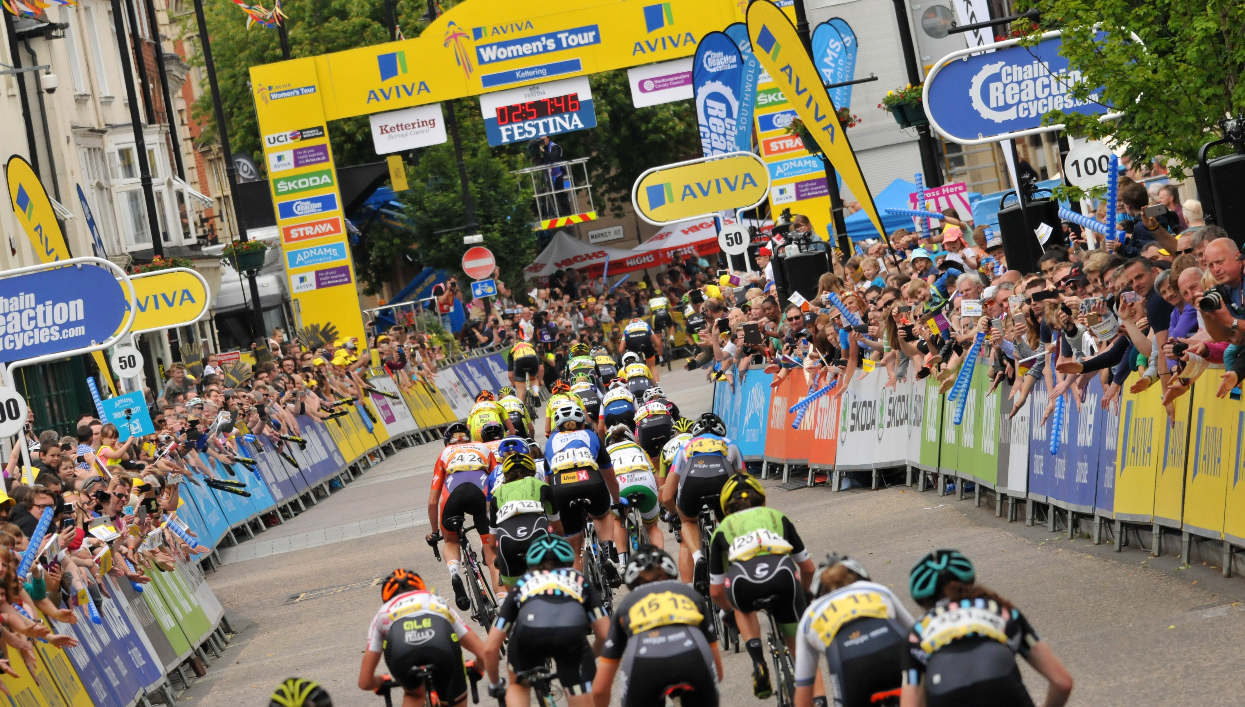Relive the 2016 Women's Tour