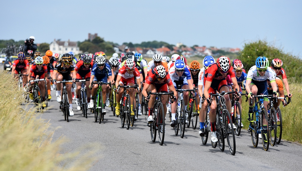 Watch all the Aviva Women's Tour on the ITV Player