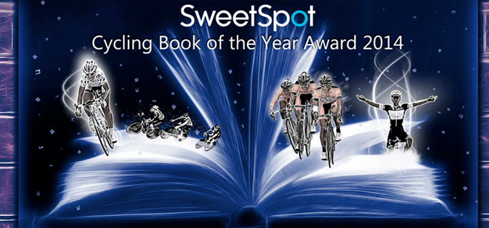 2014 SweetSpot Cycling Book of the Year shortlist announced