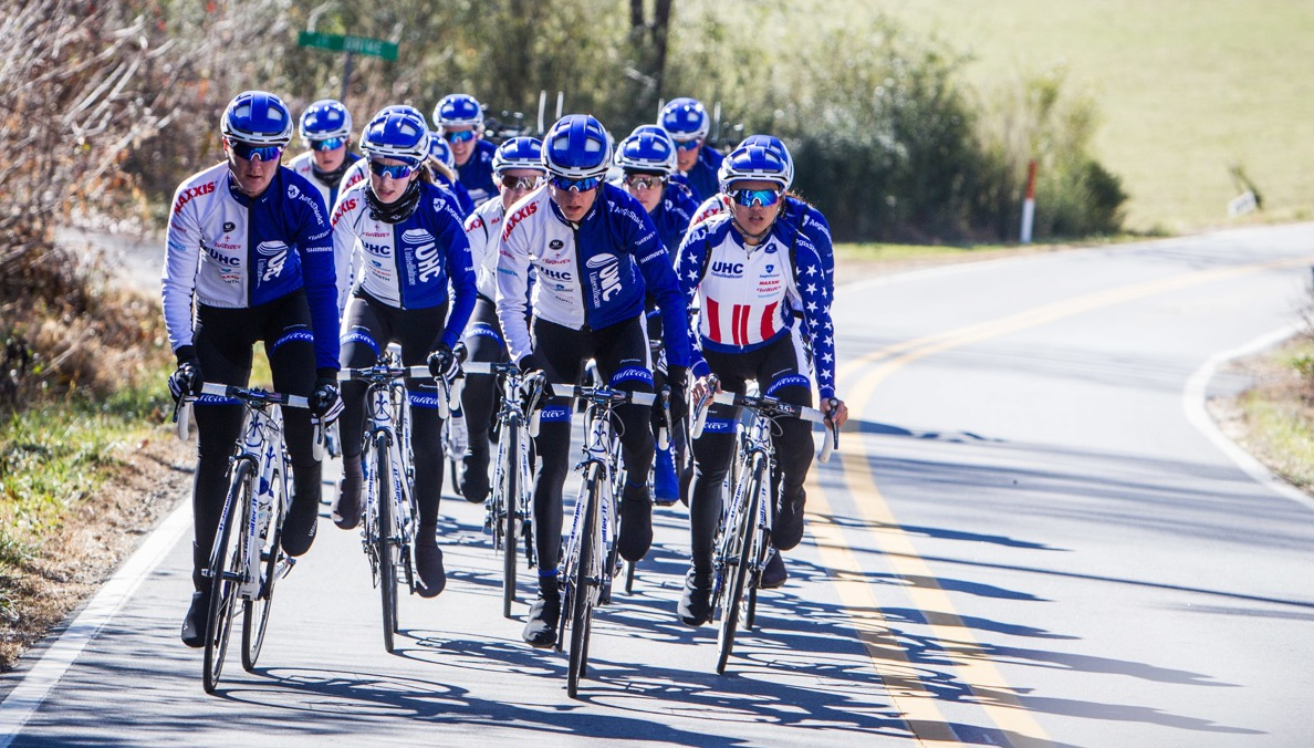 Video: UnitedHealthcare Pro Cycling announce Aviva Women's Tour line-up