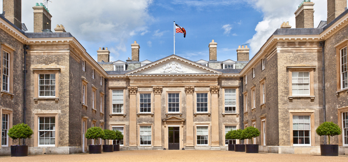 Two spectacular stately homes for Stage One