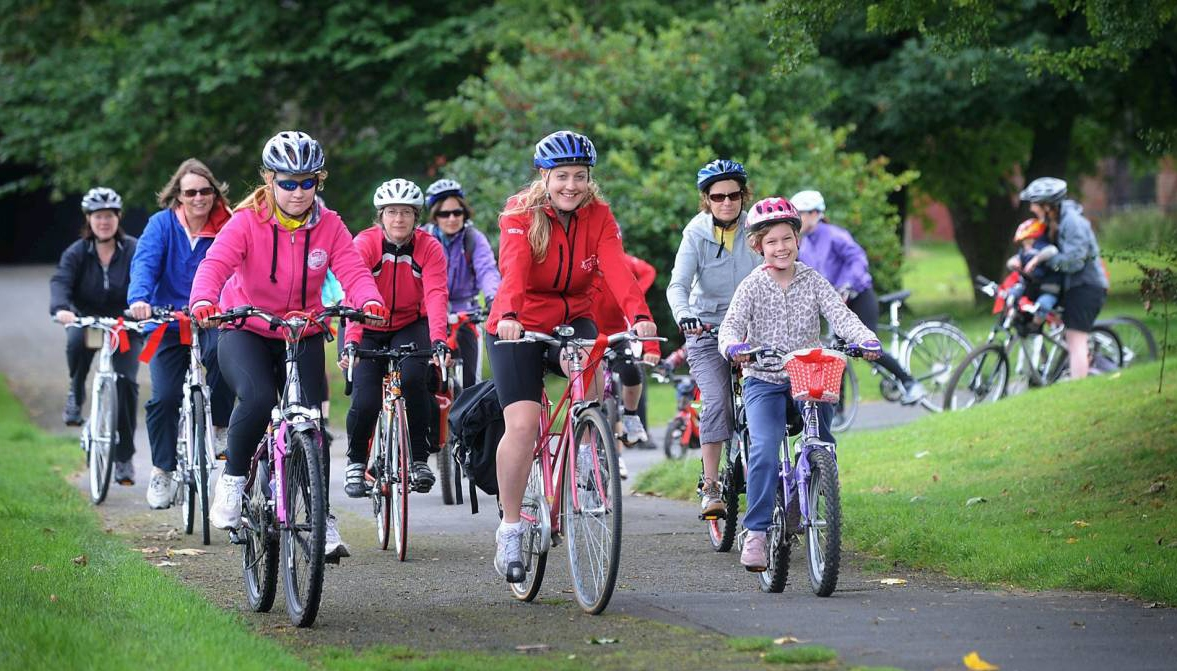 Tour Ride Northamptonshire; Official Sportive of the Aviva Women's Tour supported by BREEZE Network
